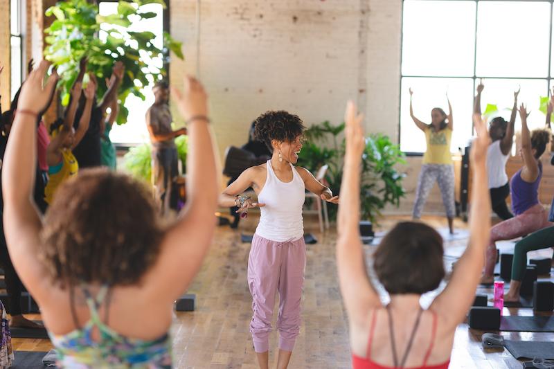 Brooklyn Yoga