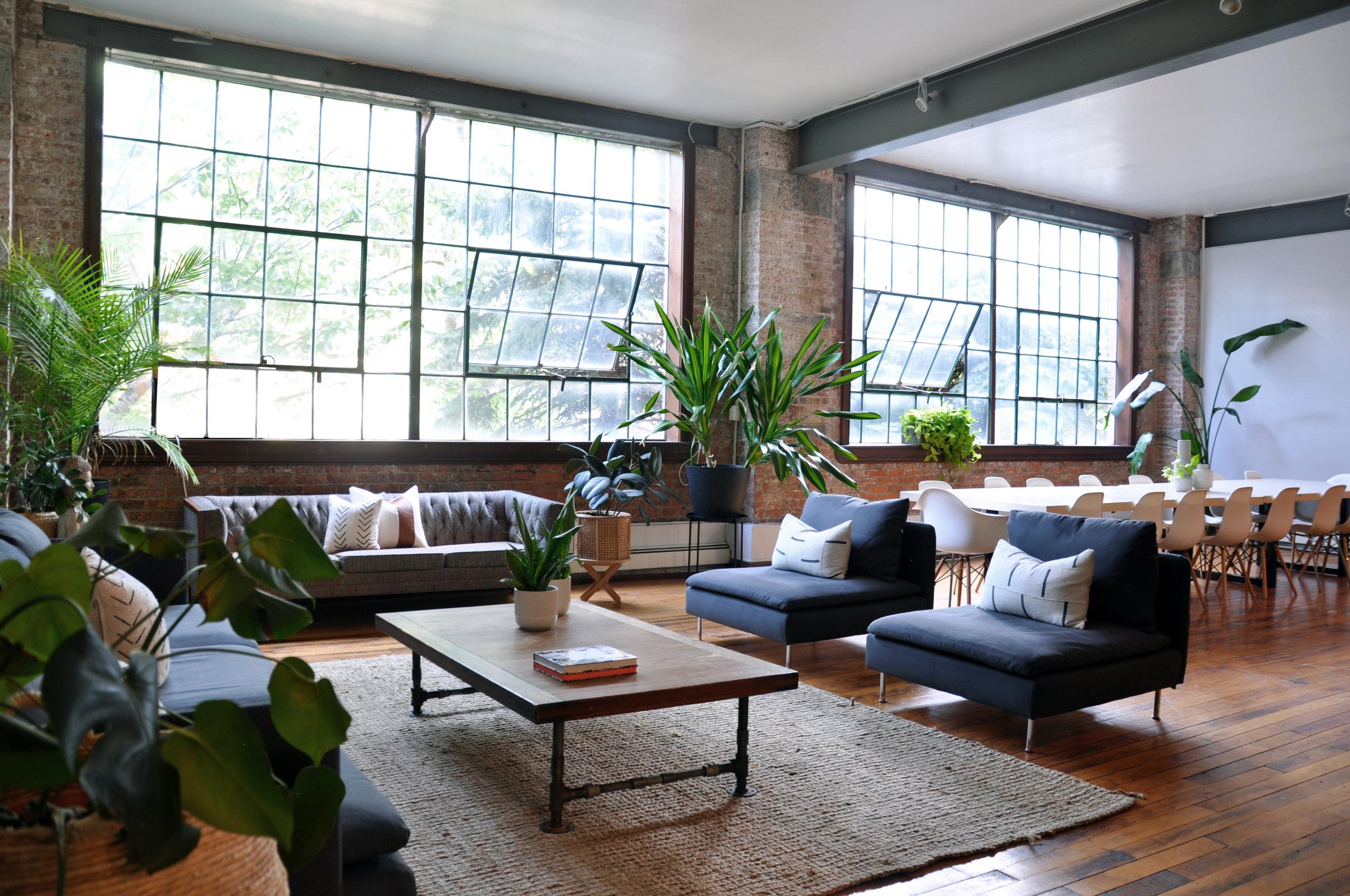 Brooklyn Industrial Loft Space