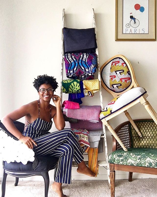Calling all design junkies! We couldn't be more excited to be hosting the Brooklyn edition of @nicolemcrowder's Seven-City Upholstery tour 9/28 and 9/29 in our Zen Loft! We've been crushing on Nicole's designs for a while and this is an amazing opportunity to have her walk you through reupholstering your dream chair (Tickets through the link in our bio)