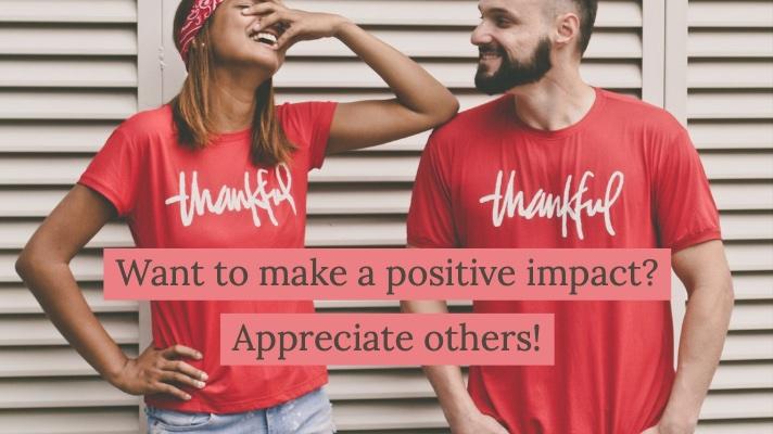appreciate others - www.Relavate.org