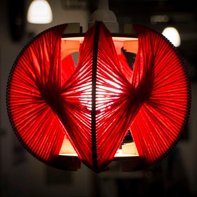Parabolic String Lamps