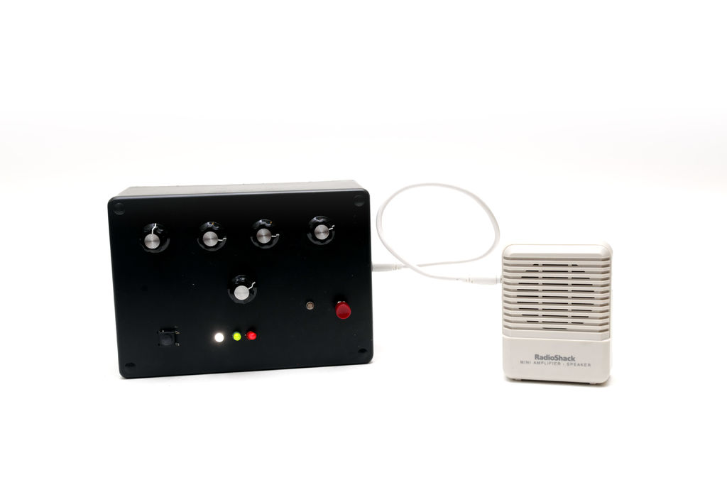 Arduino Synthesizer  designed for Radioshack