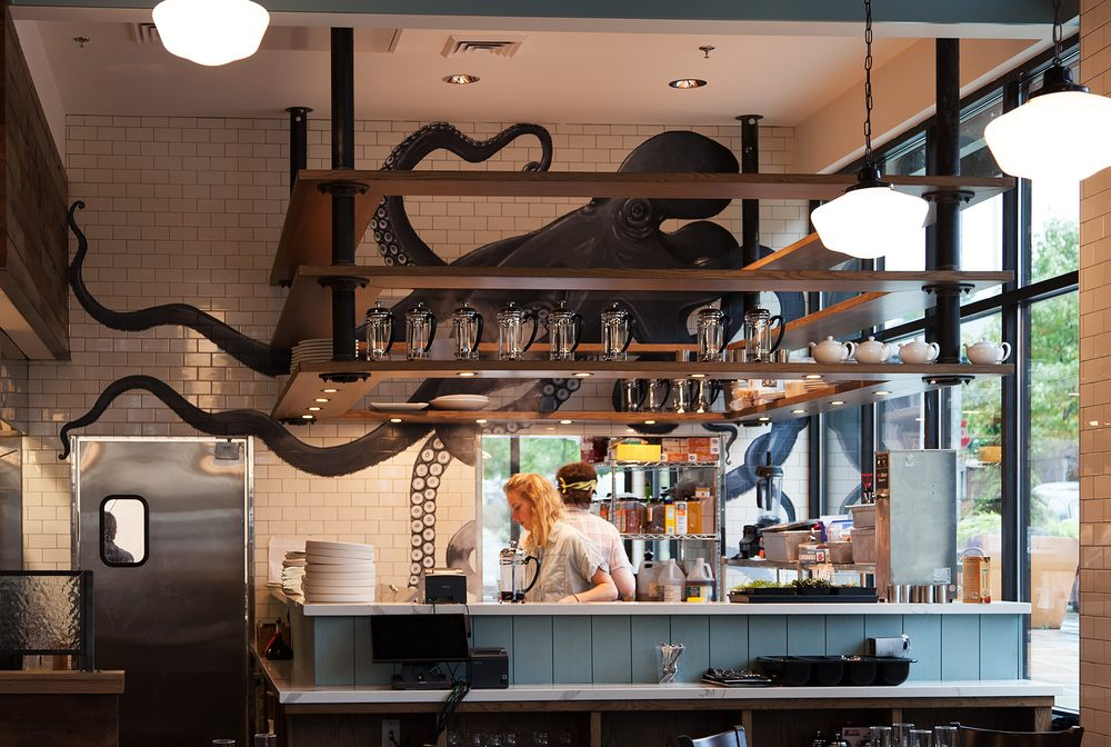 Gather Kitchen & Bar - Photo credit: Rushmi Malaviarachchi