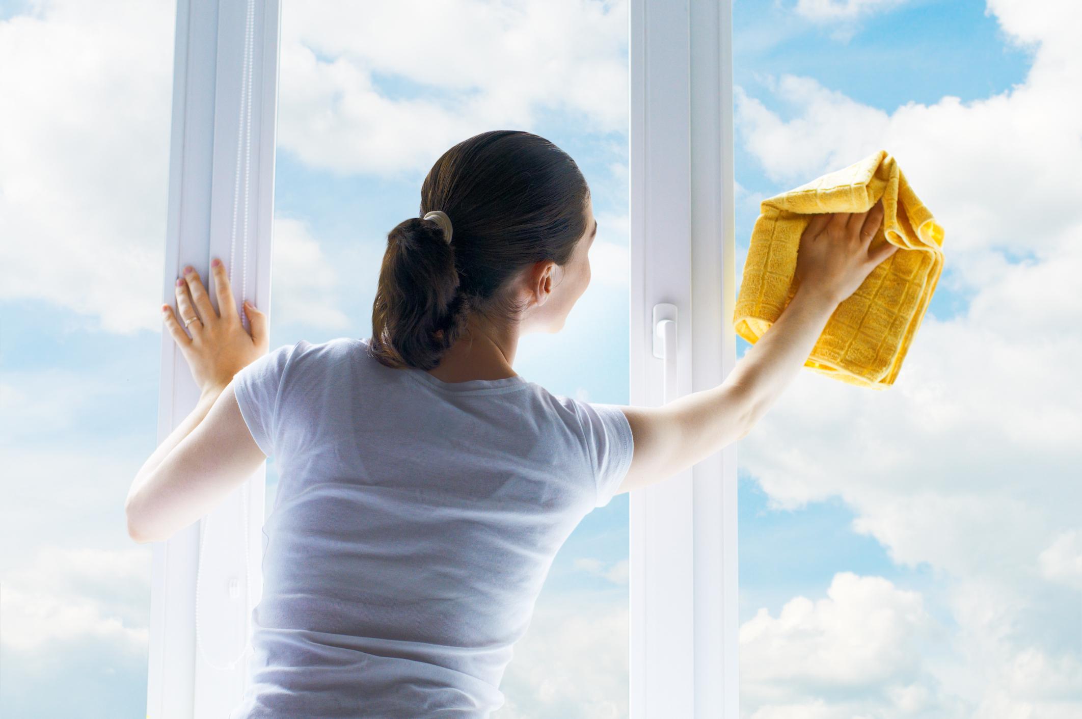 Gratis vinduspuss på kjøpet! - Husk, vi har vårkampanje og smeller til med gratis vinduspuss om du bestiller hushjelp nå! :)