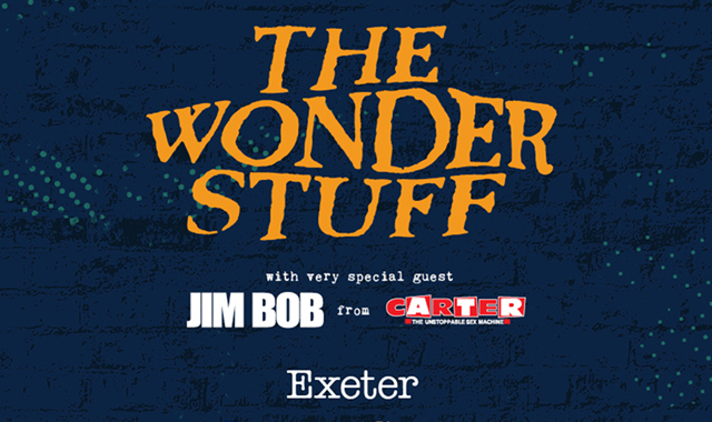 THE WONDER STUFF - 19 December