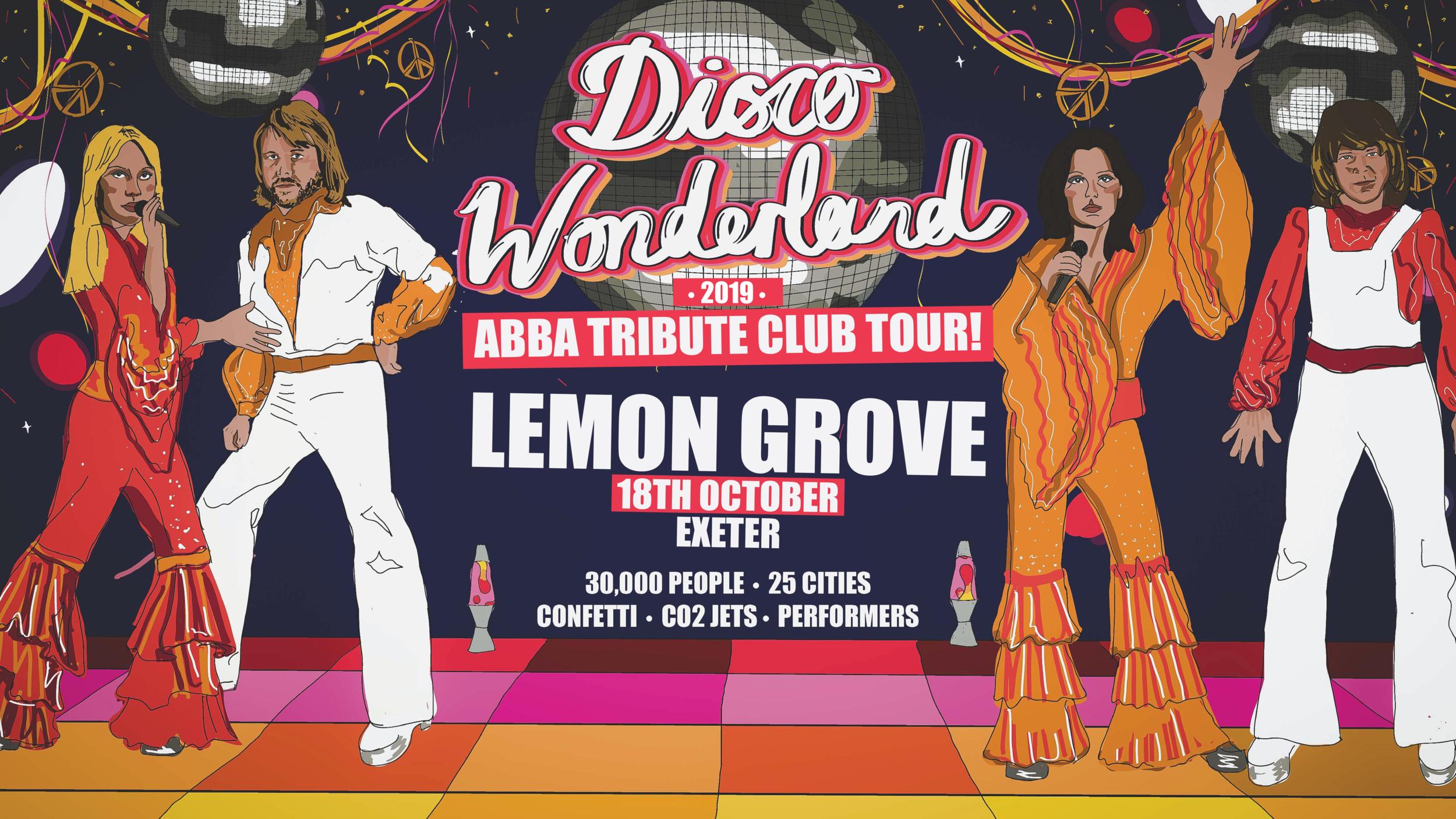 Disco Wonderland - 18 October