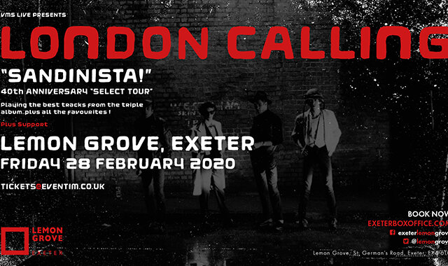 London Calling - 28 February 2020