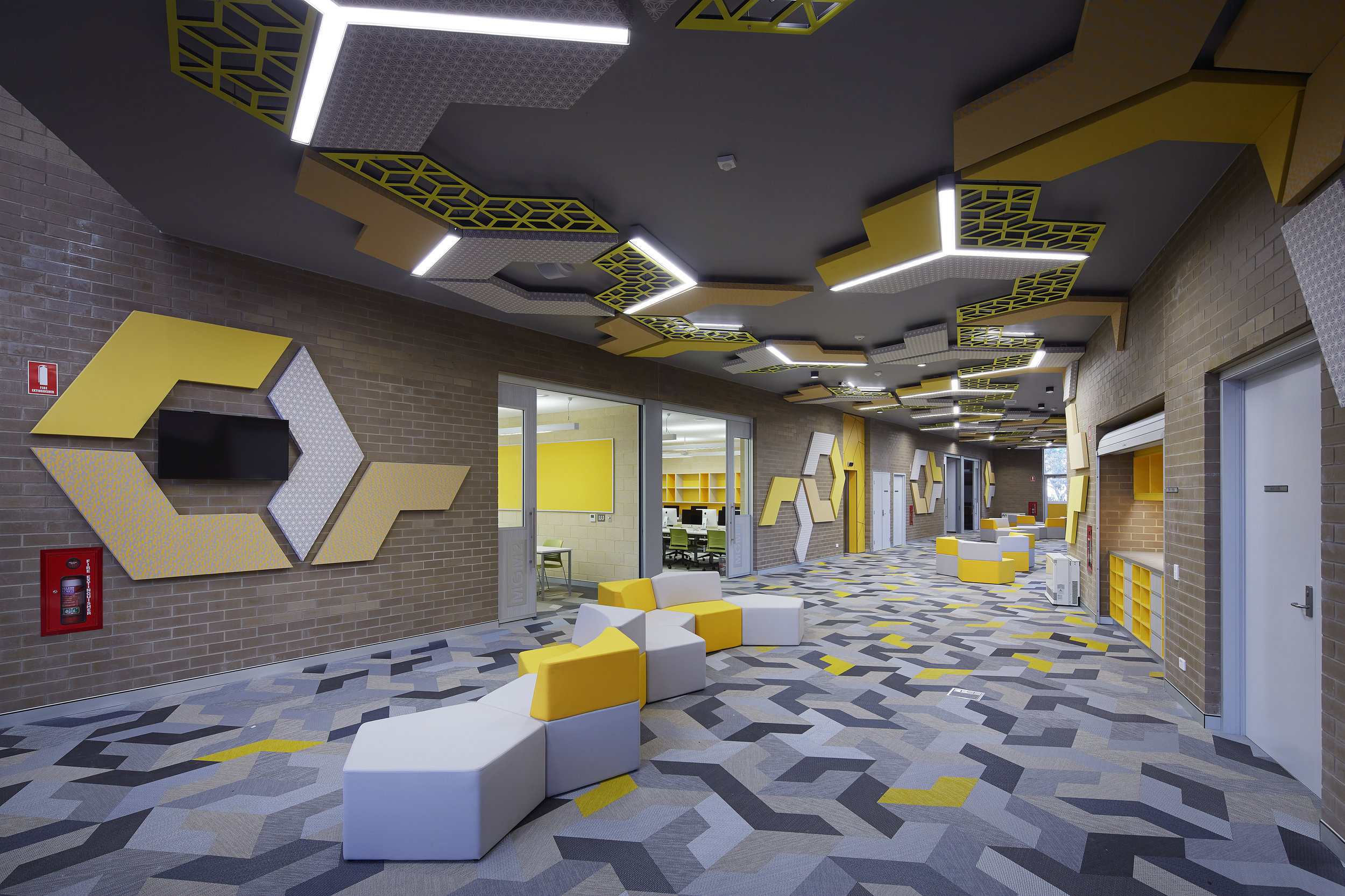 DYNAMIC MULTI FUNCTIONAL LEARNING AREA