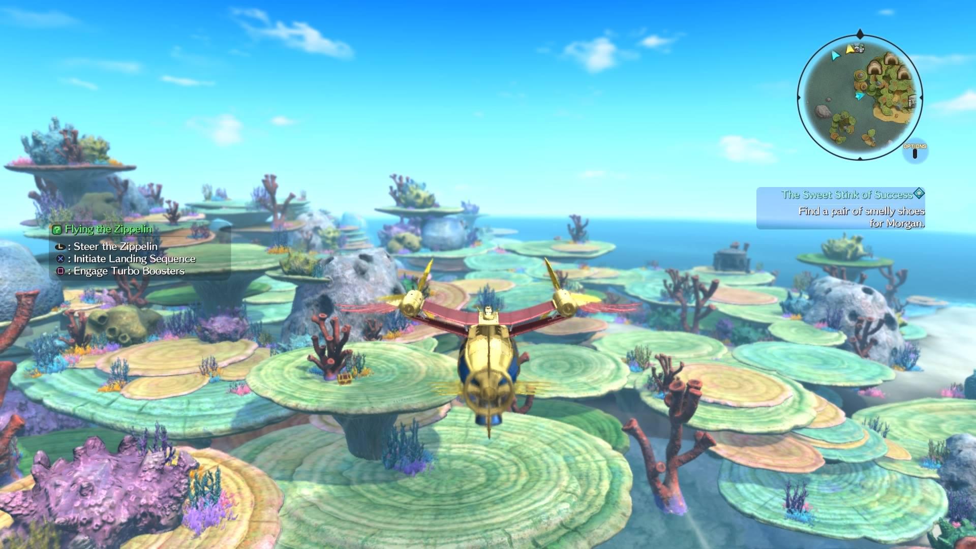 Exploring uncharted territory in Bandai Namco's Ni No Kuni II