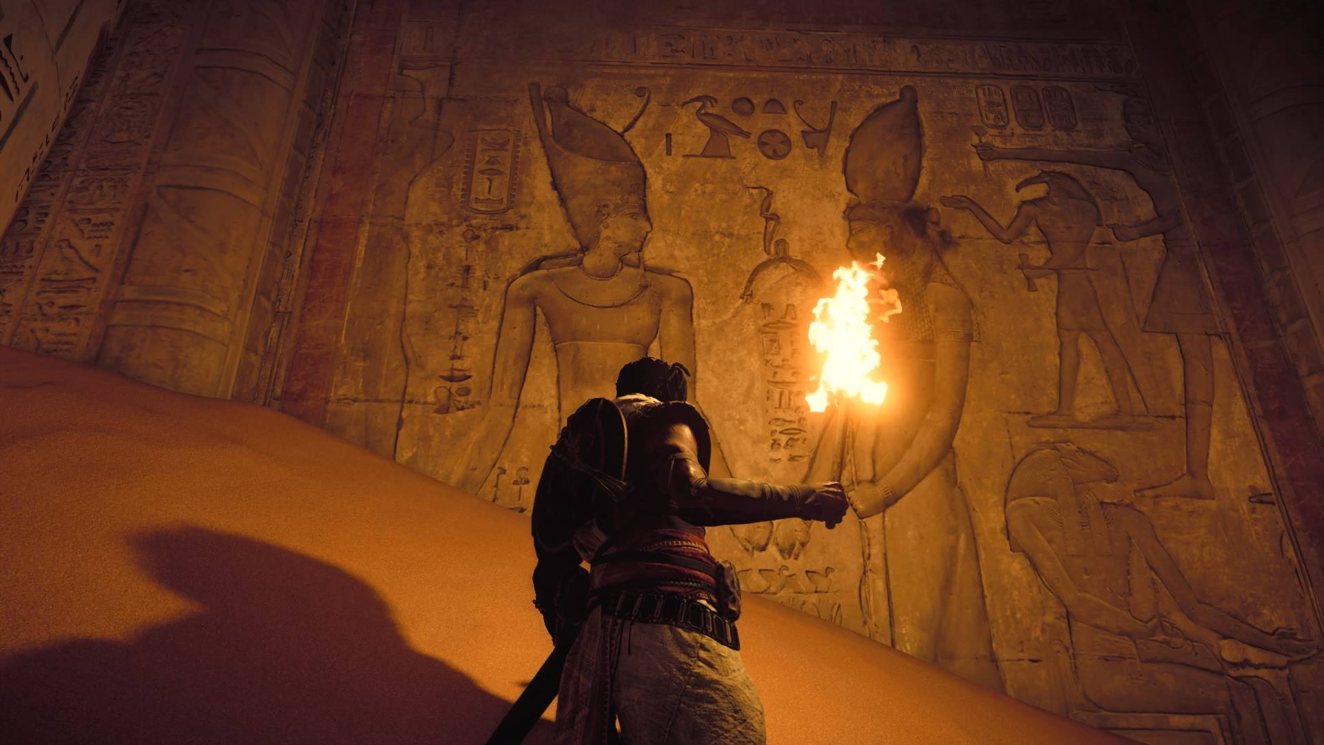 Explore ancient Egypt in Assassin's Creed Origins (Ubisoft, 2018)