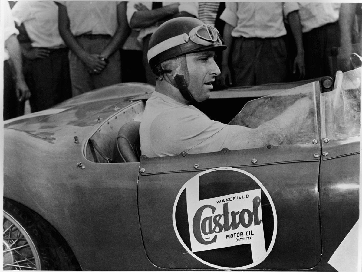 Juan Manuel Fangio, World Sportscar Championship 1954