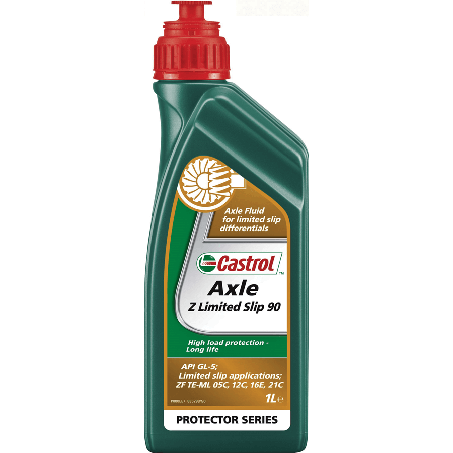 Castrol Axle Z LSD 90 1 litre bottle