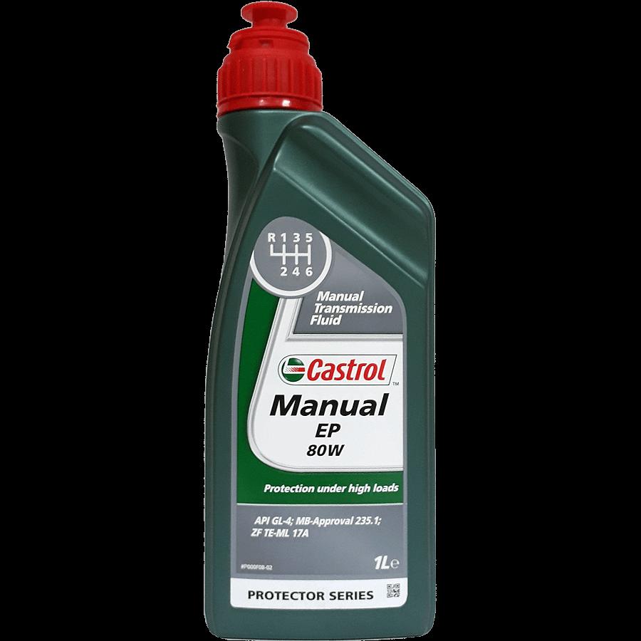 Manual EP80W 1 litre bottle