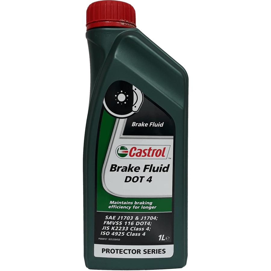 Castrol DOT4 brake fluid