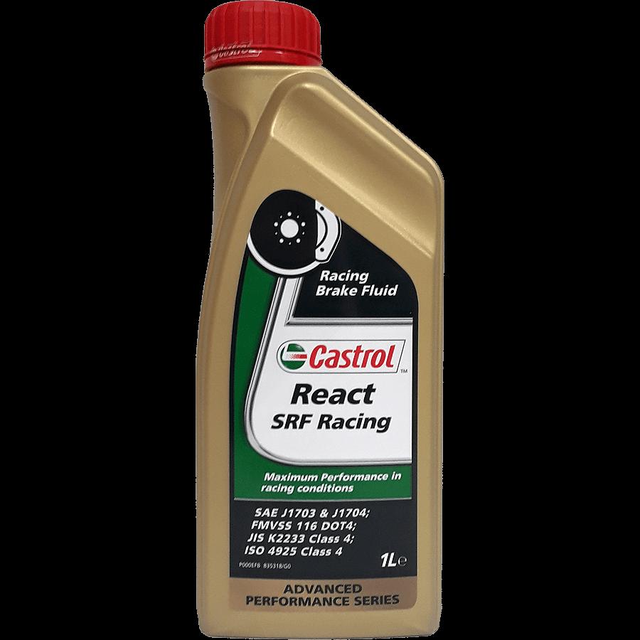 Castrol React SRF Racing brake fluid