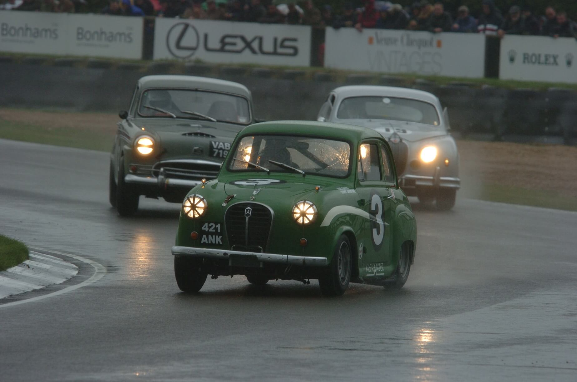 Castrol Classic Oils - St Mary's Challenge Goodwood