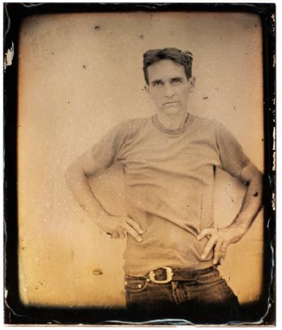Selfie, Daguerreotype