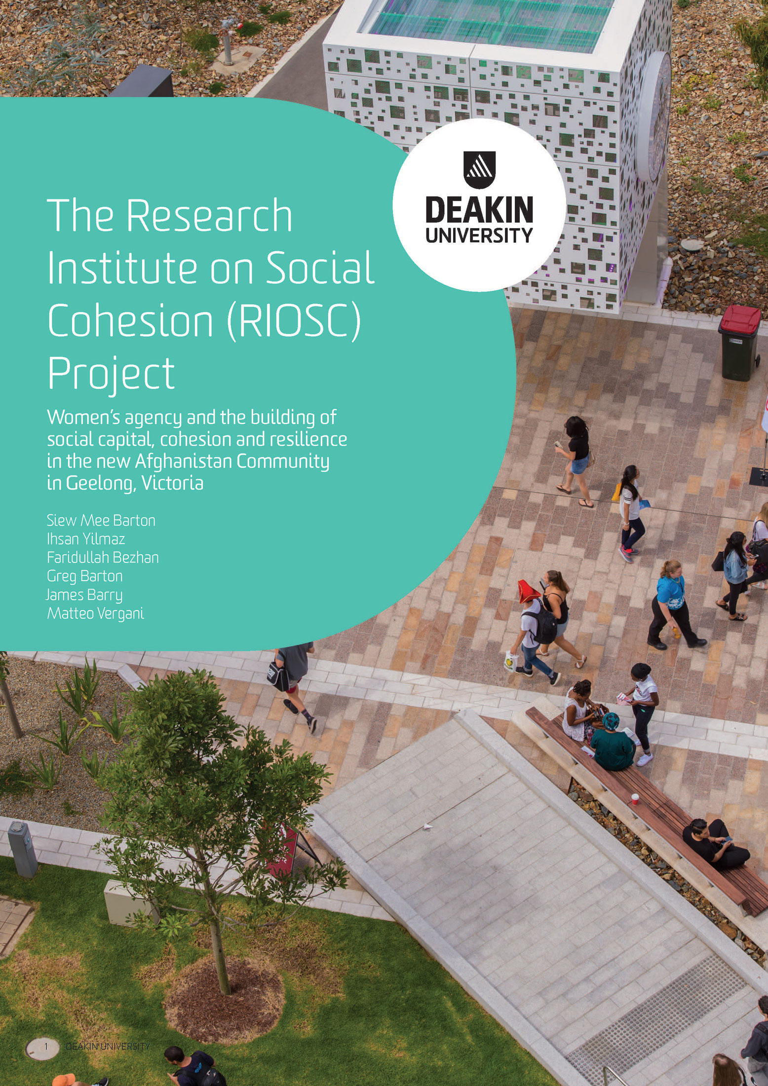 Research Reports - Many of the research projects undertaken at the Institute release publicly available reports summarising our major findings.
