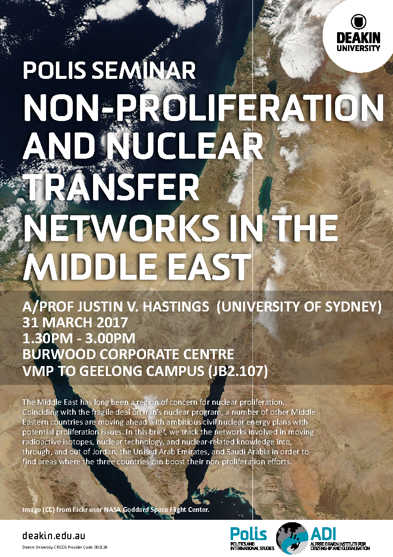 Nonproliferation and Nuclear Transfer Networks in the Middle East Flyer.png