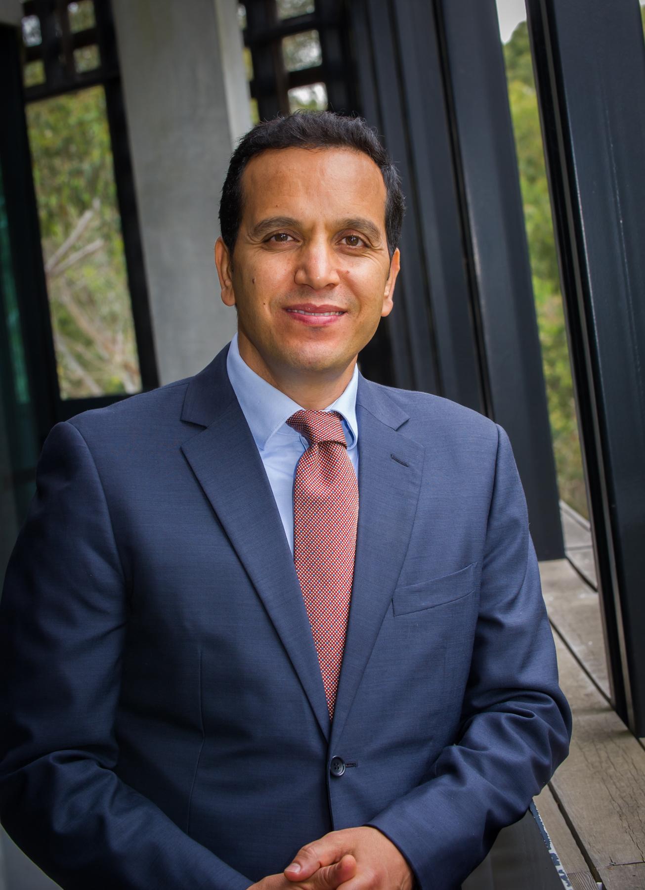 Alfred Deakin Professor Fethi Mansouri
