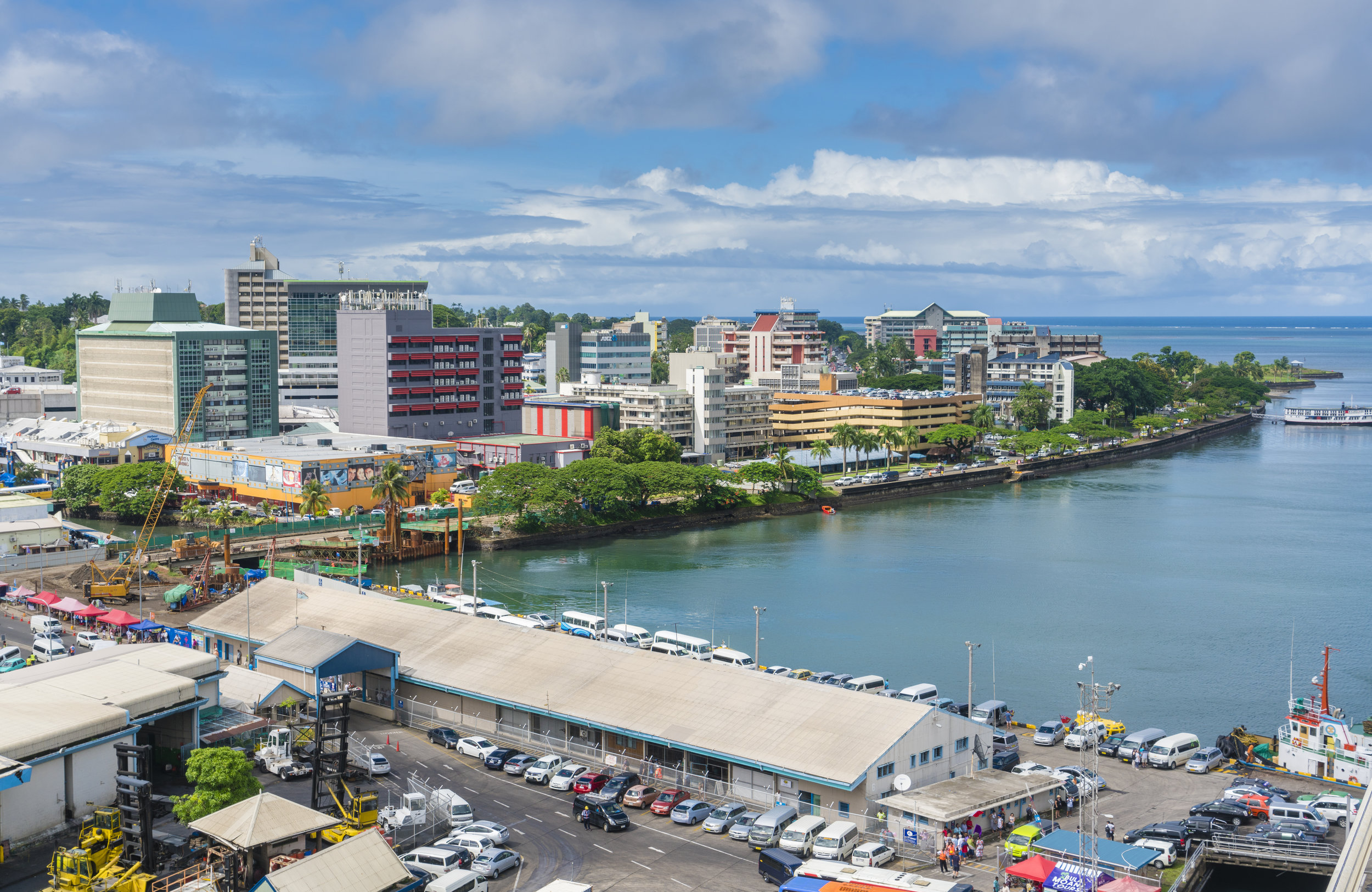 The island nation of Fiji is considered a 'hybrid regime' in The Economist Intelligence Unit's 'Democracy Index' in 2018.