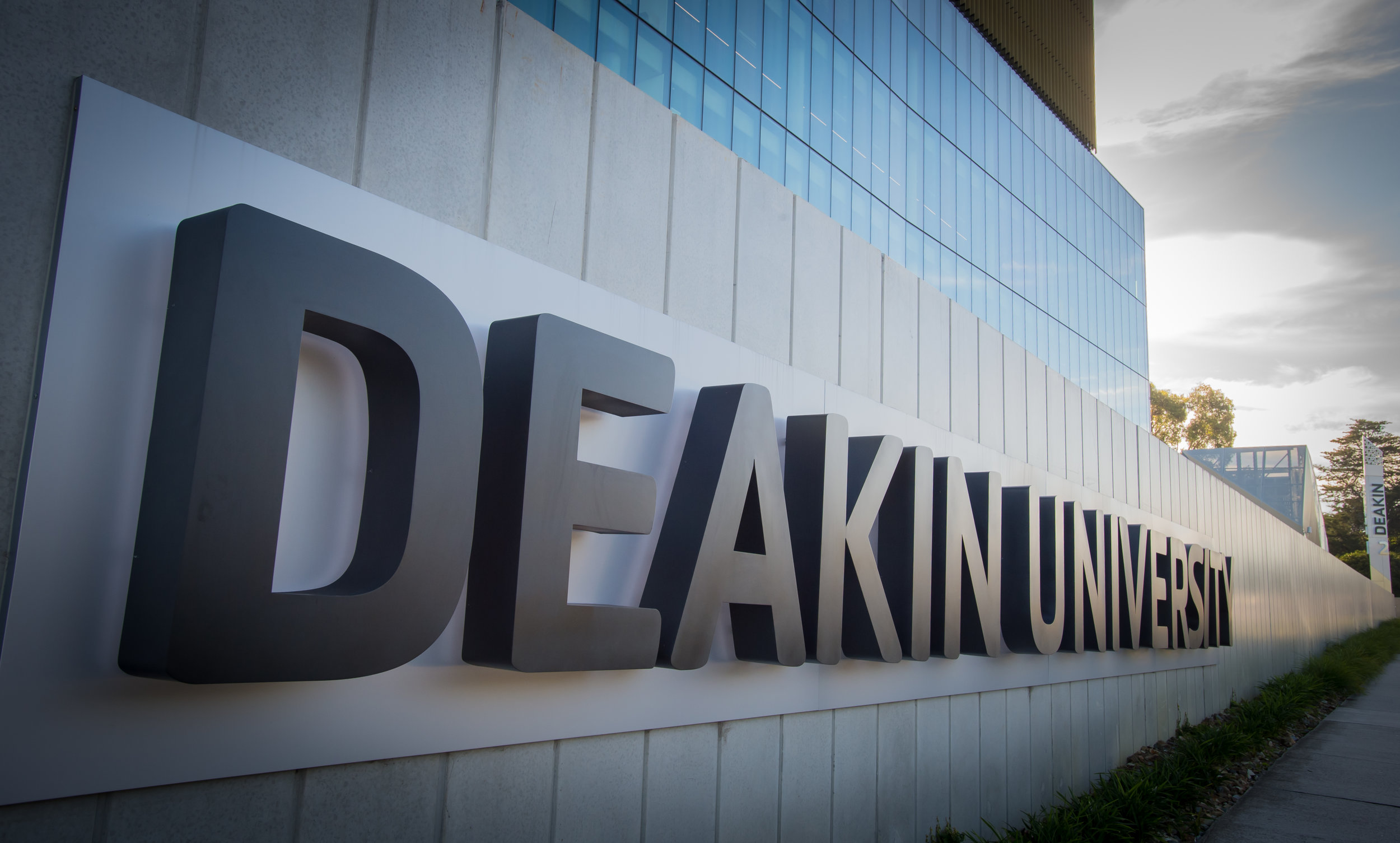 Given Deakin's commitment to rural and regional communities explicitly outlined in our charter, we're ideally placed to lead these types of research projects.""