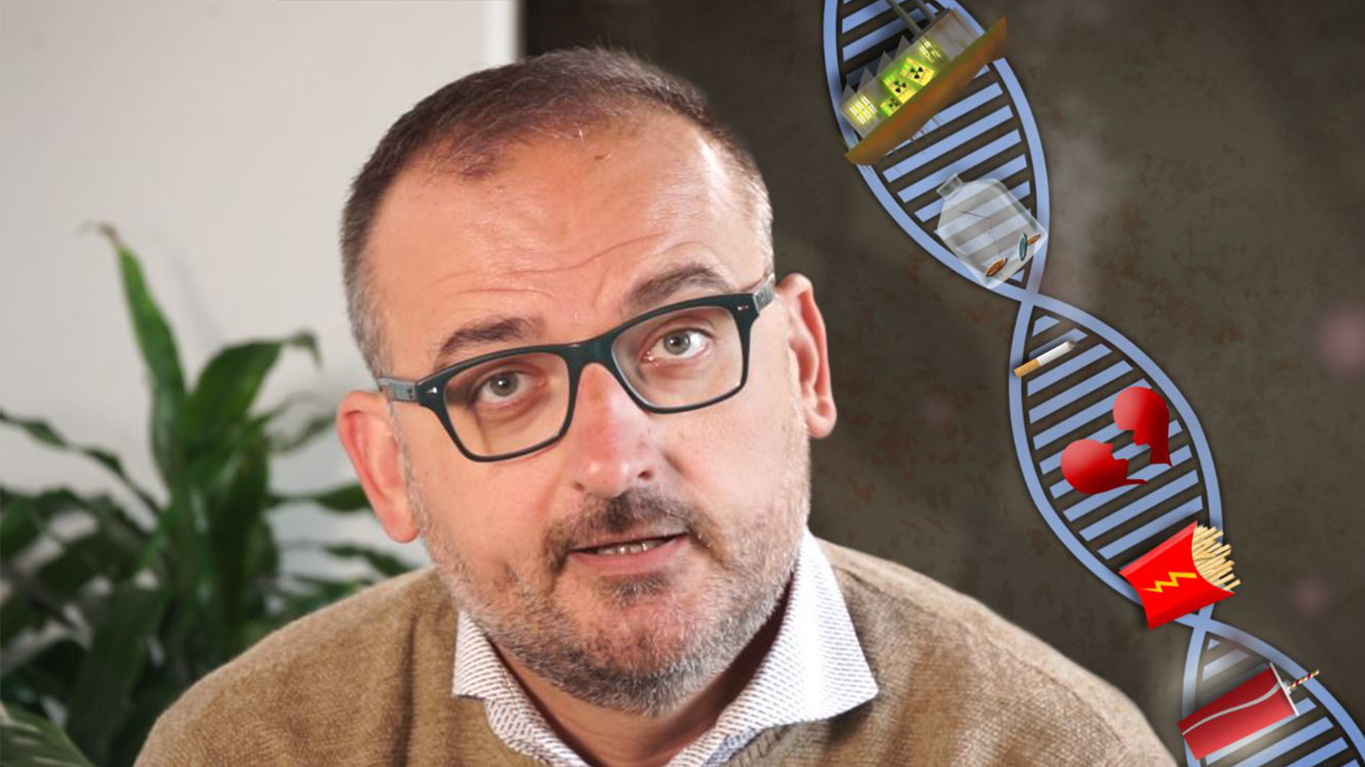 A/Professor Maurizio Meloni says that epigenetics can be an attractive rhetoric for vulnerable groups to make claims about social justice or reparations.
