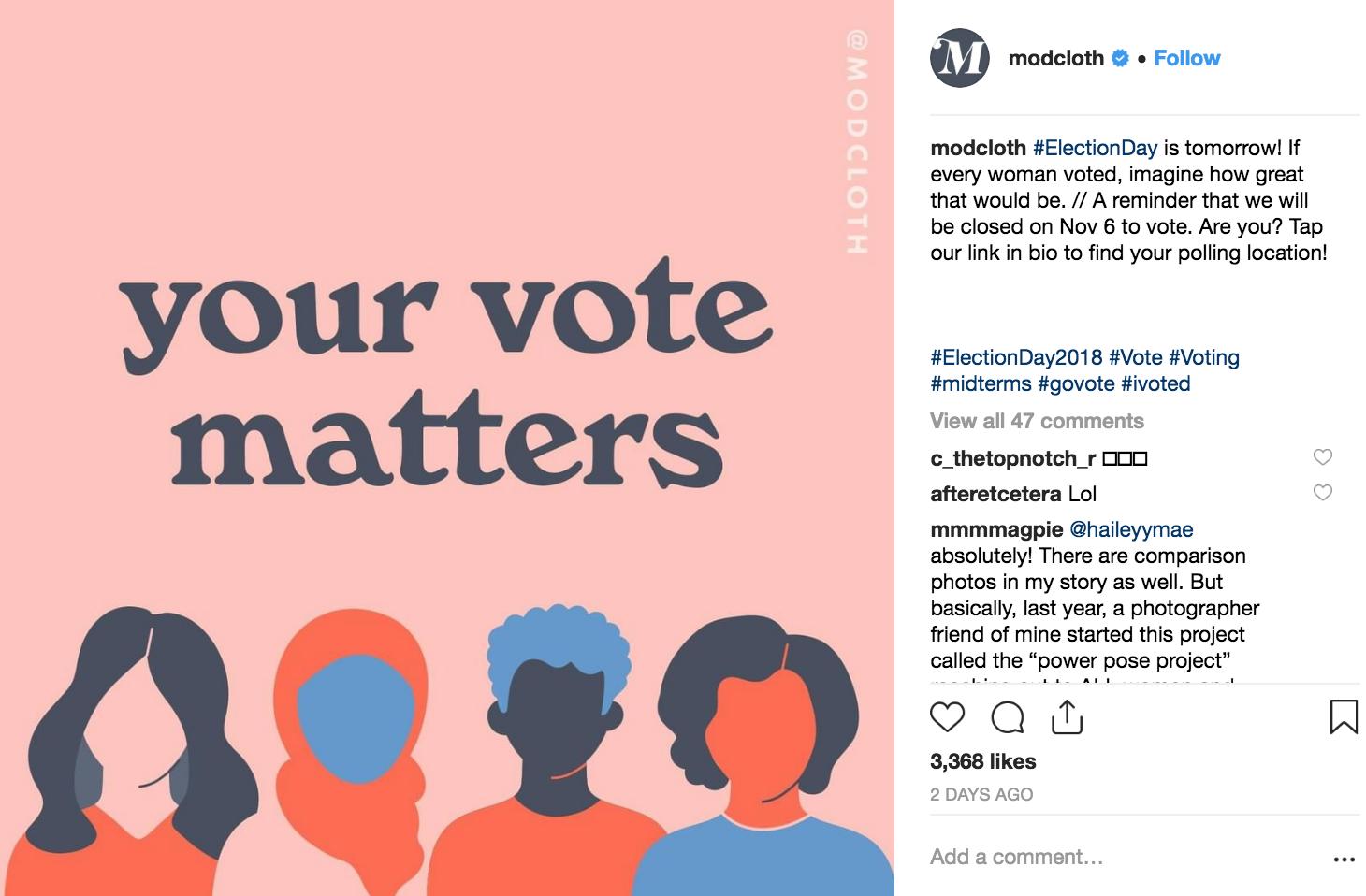 election-day-instagram-strategy-modcloth.jpg