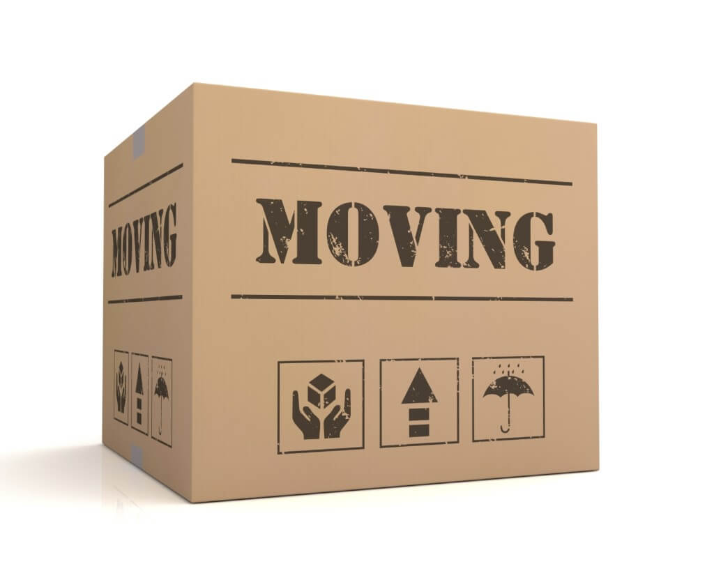 Best Removals moving boxes and storage containers