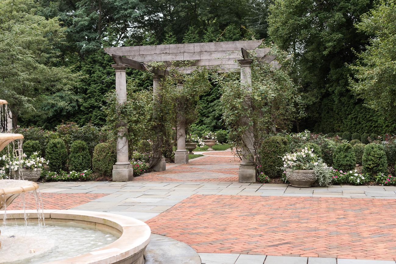 The estate florentine garden