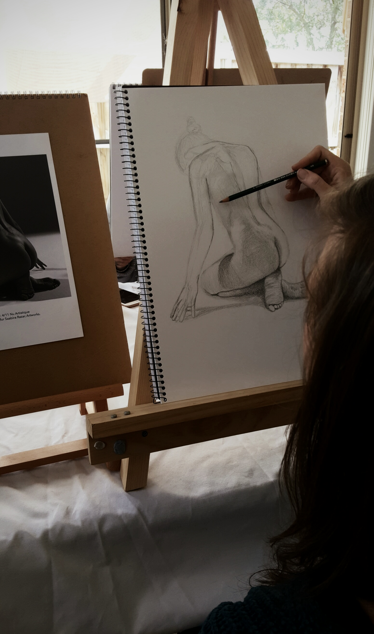 Drawing Suite II - Intermediate Figure Drawing Course