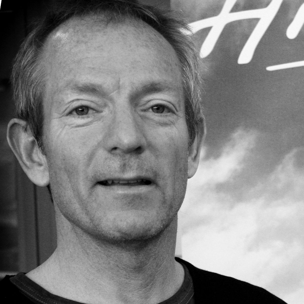 Petter Næss   Norsk regissør. Aktuell med tv-serien  Lykkeland.