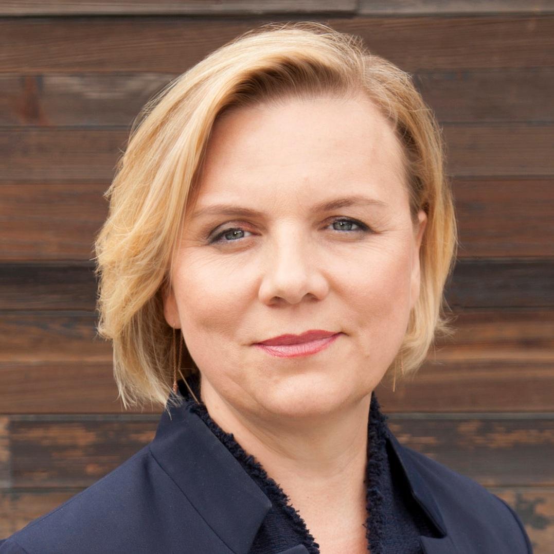 ANGELA ANGELOVSKA-WILSON - Senior Advisor