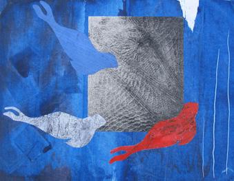 Seals-and-a-net-Silkscreen-Collage-Susan-Goddard.jpg