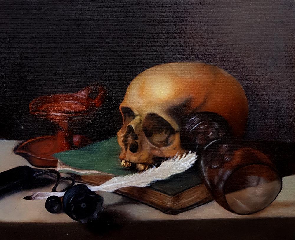 Hanna-Kaisa Kemppaisen maalaus