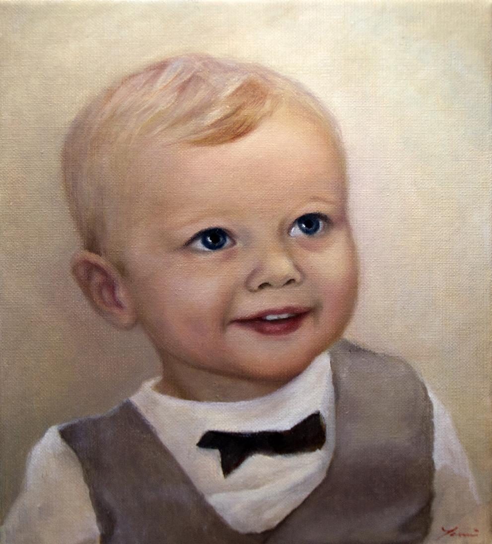 Jenni Mikkolan maalaus