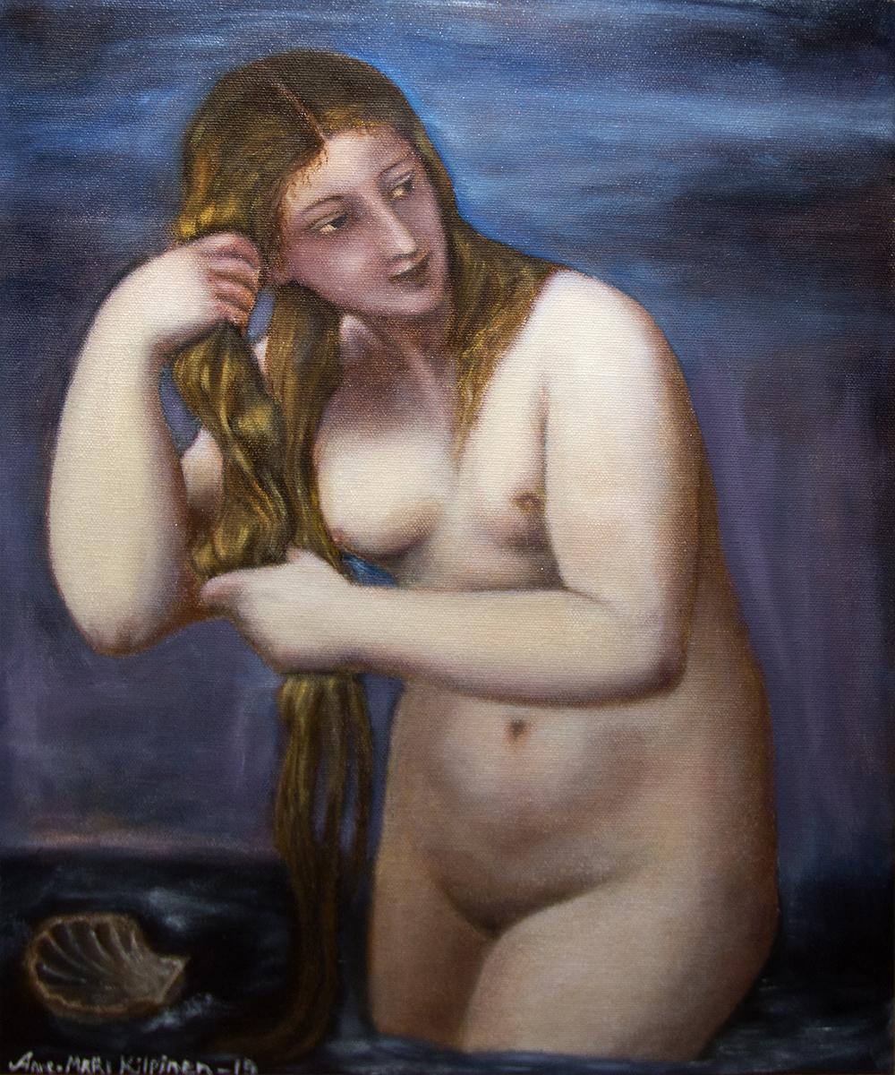 Annemari Kilpinen Titianin mukaan