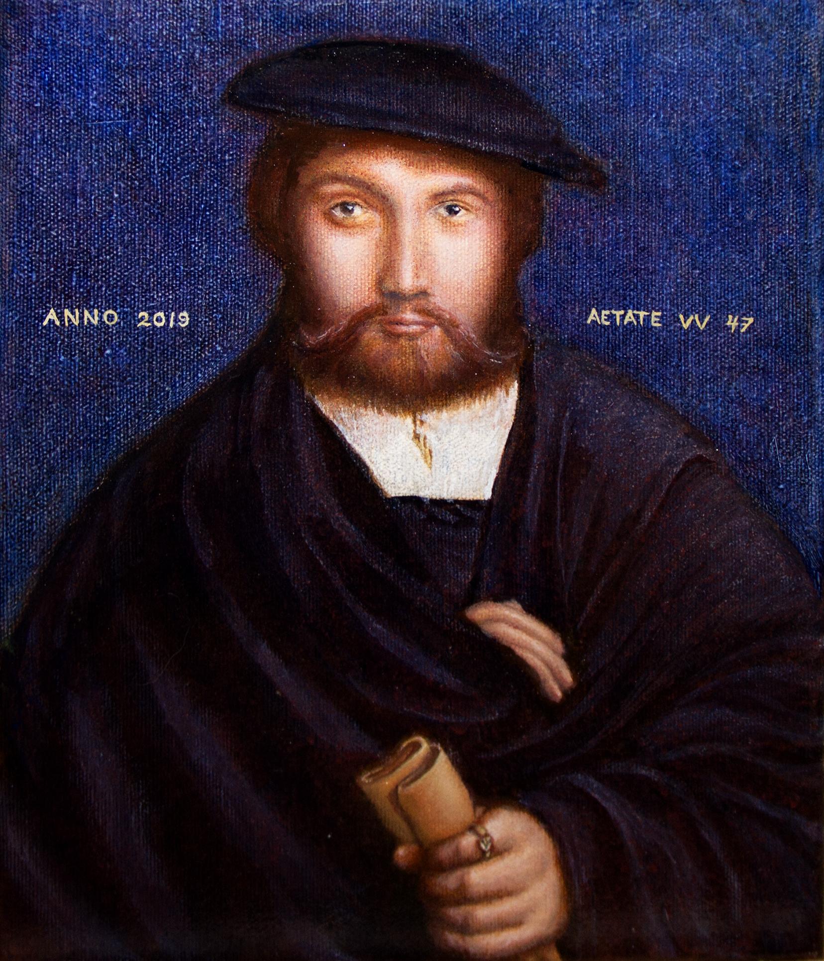 Ville Vuolanto Holbeinin mukaan