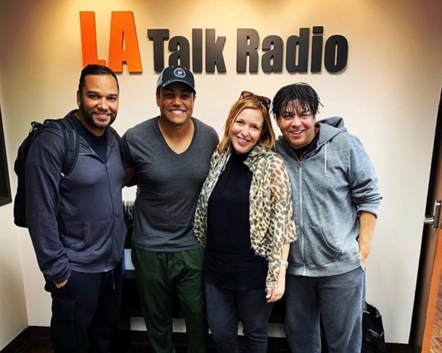 LA Talk Radio - The Power of Love Show -