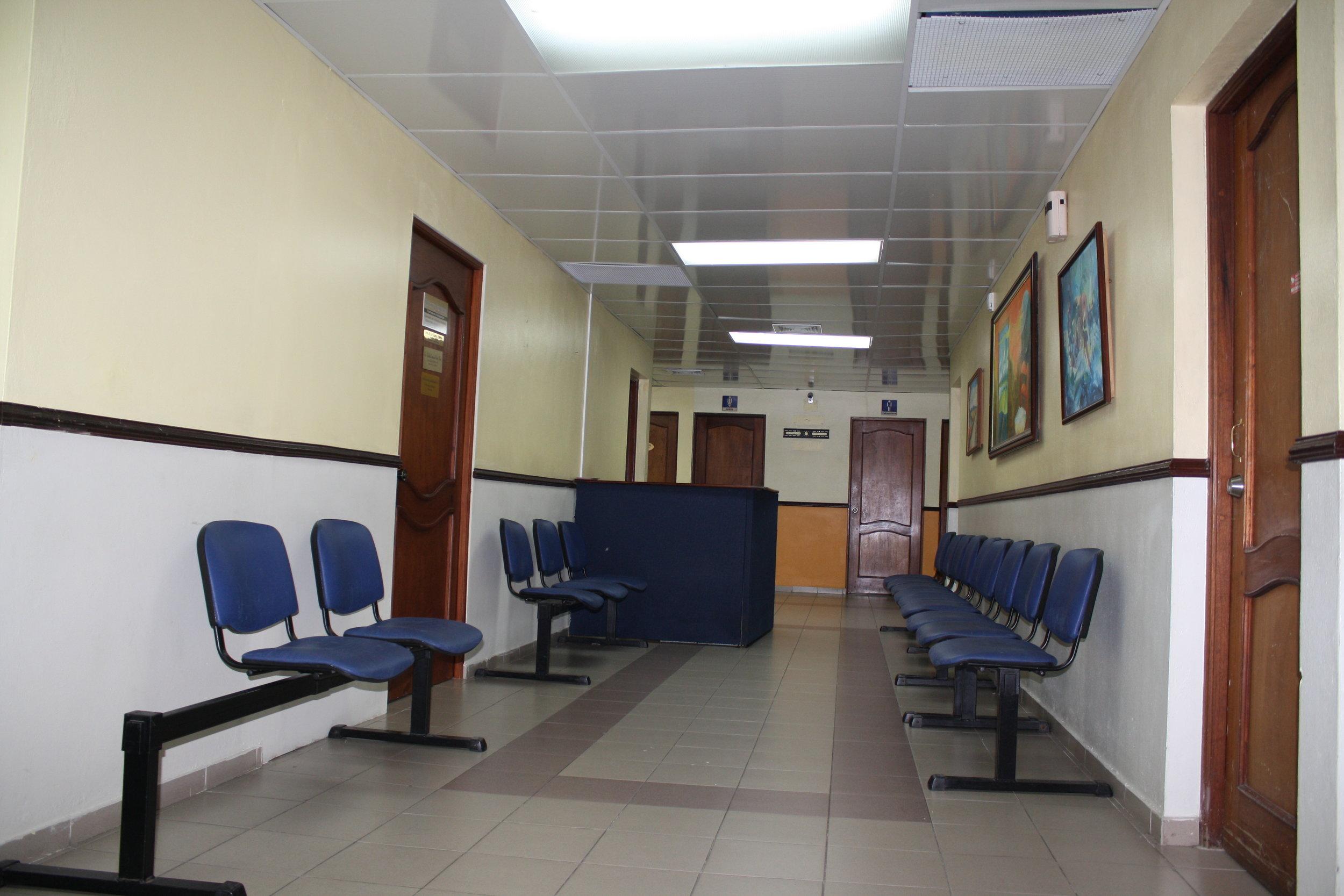 Área de Consultorios