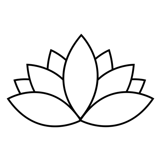 548939570ed9920d30c57b06248e9b7a-stroke-lotus-flower-by-vexels.png