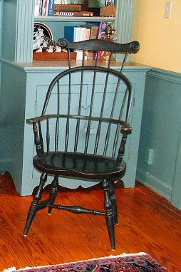 Windsor Triple Back Chair