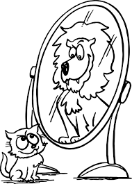 cat mirror lion.png