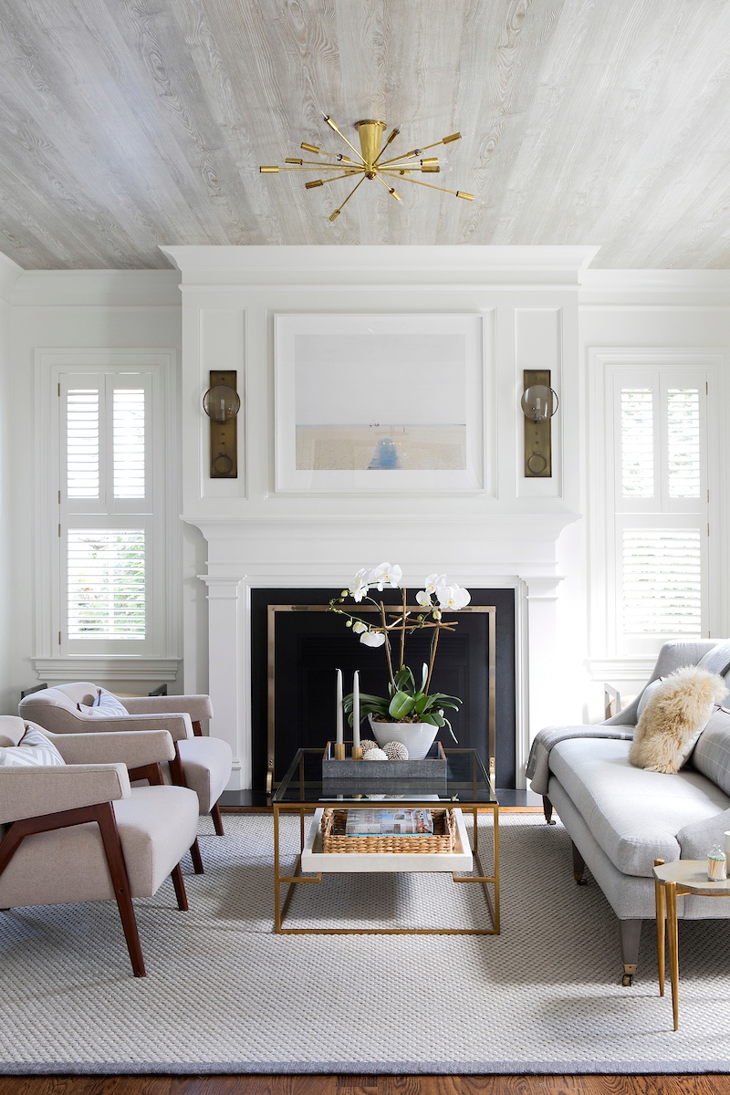 TAILORED TRADITIONAL - GREENWICH, CT