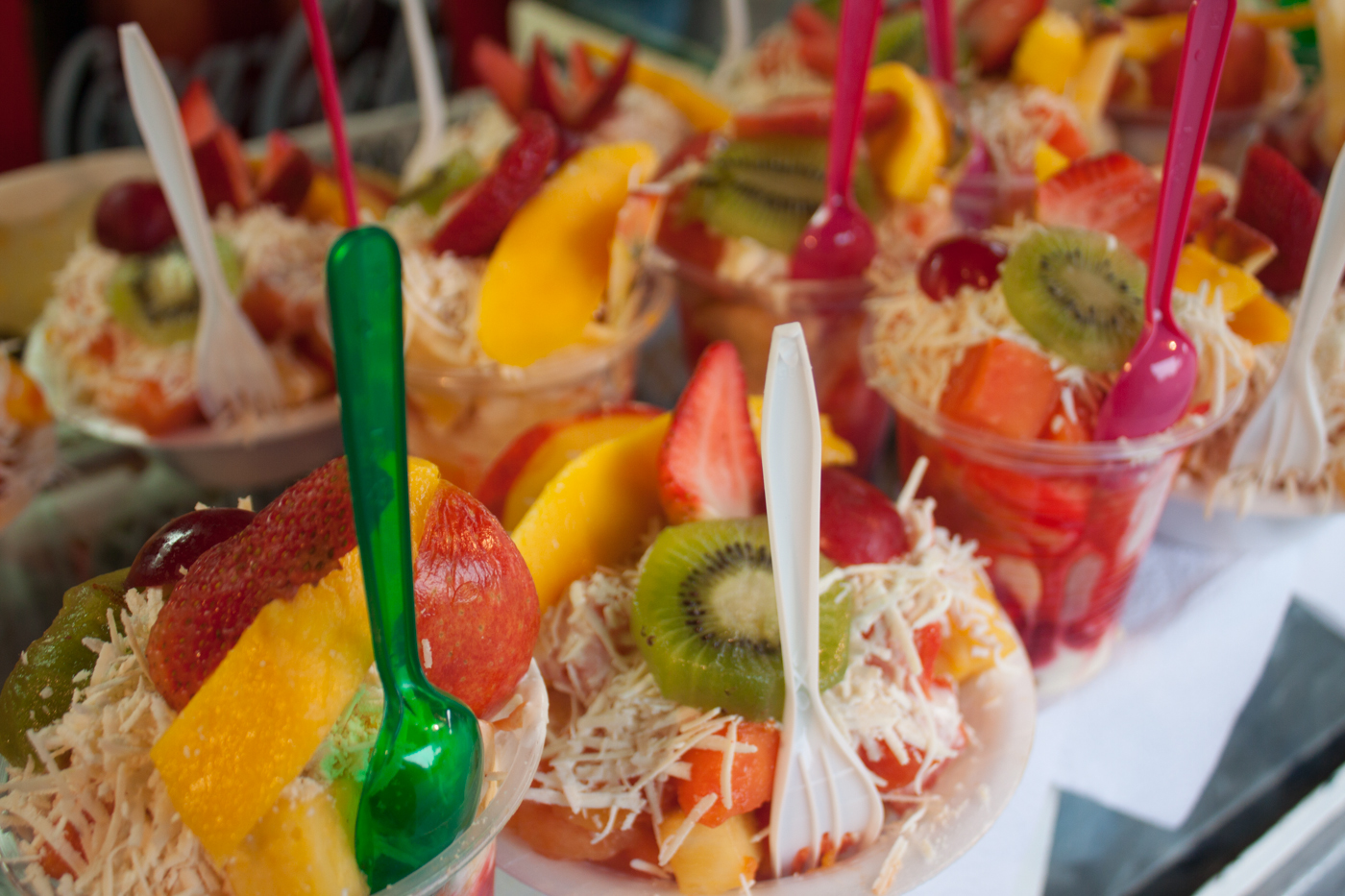 Street food tour -