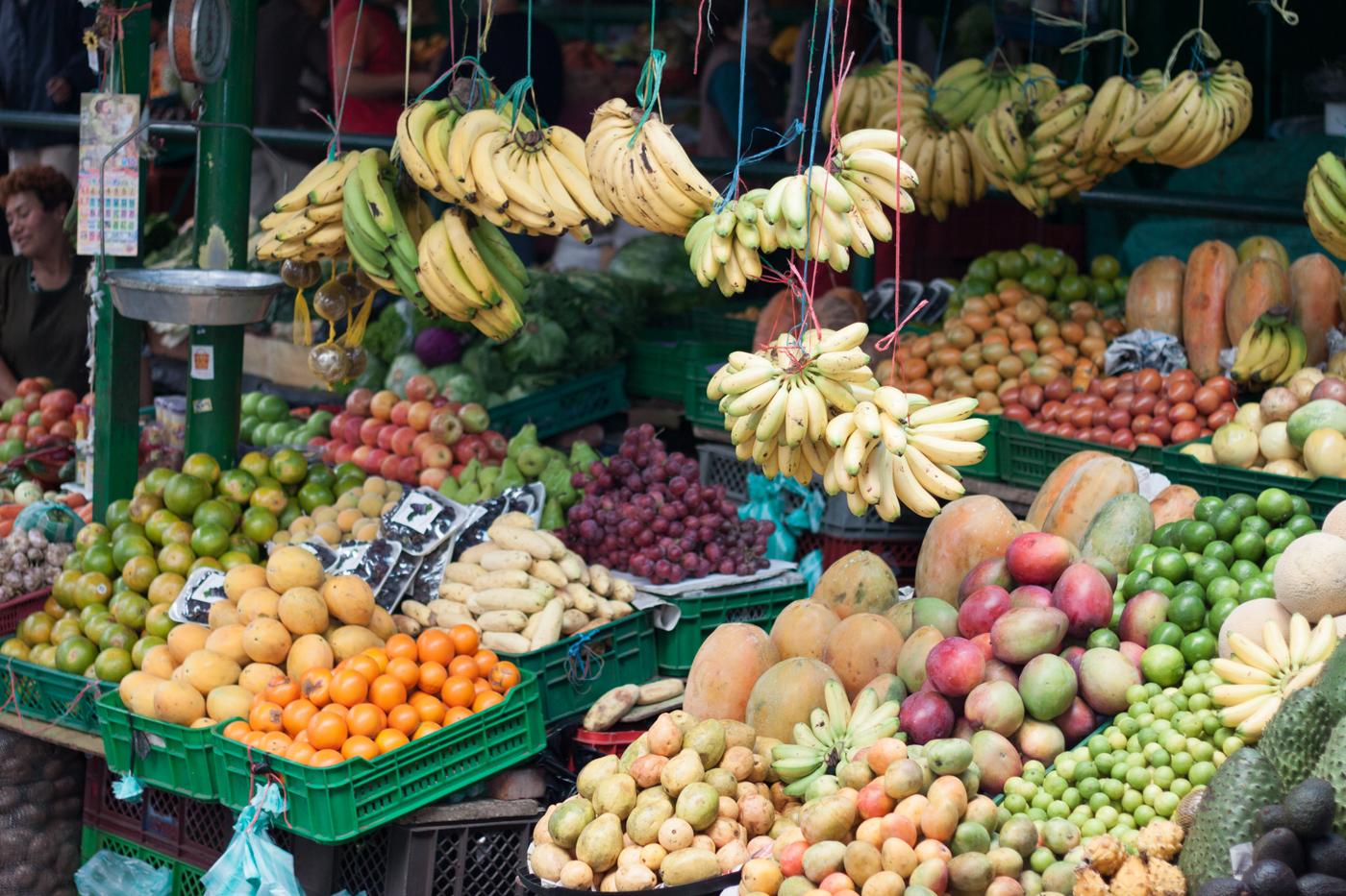 PALoquemao Market -