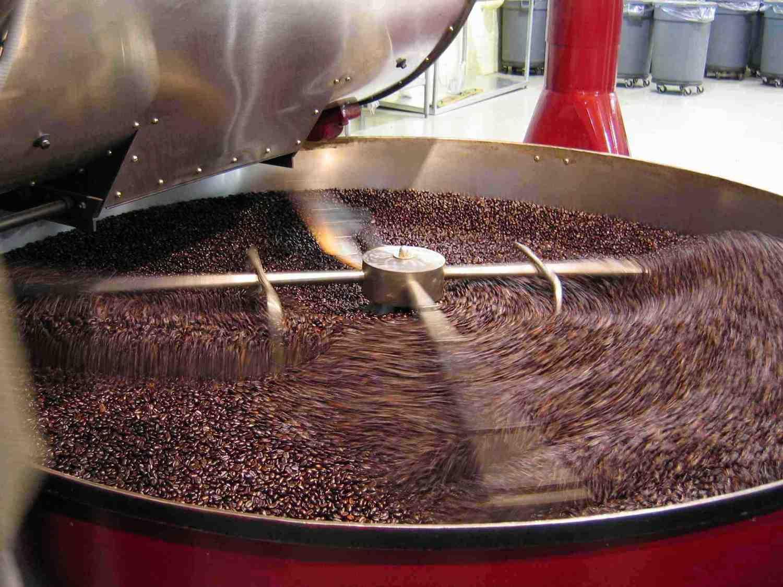 coffee experience -