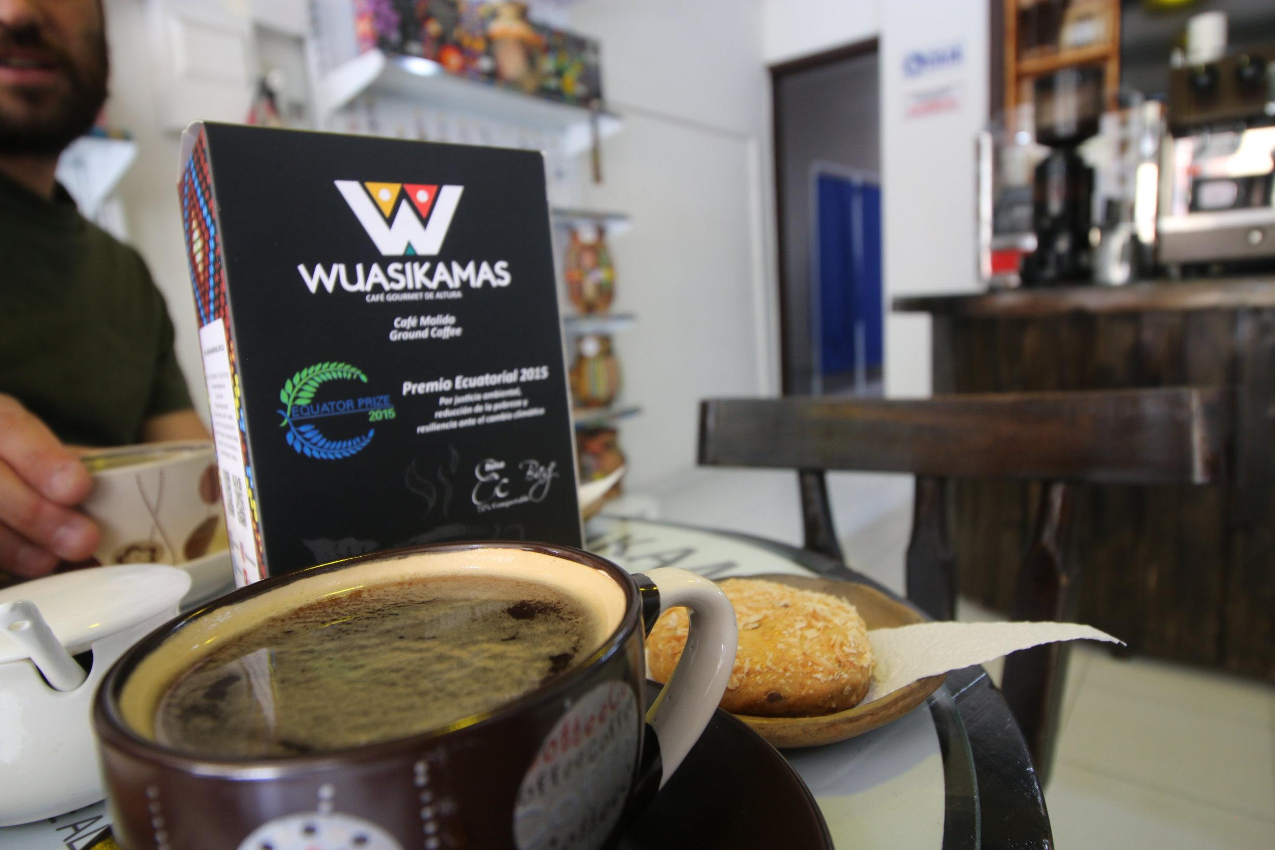 Wuasikamas Café -