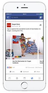 Image:  https://www.facebook.com/business/ads-guide/carousel?ref=fbb_carouselads