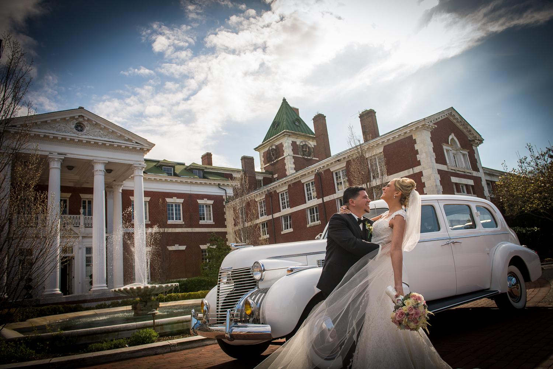 Bourne Mansion -